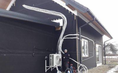 Relacja z instalacji klimatyzacji MDV